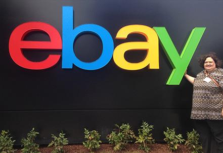 Photo: Susan Kallsen, eBay Mothership, San Jose, CA July 2015